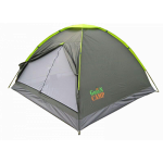 Палатка 3-х местная GreenCamp 1012