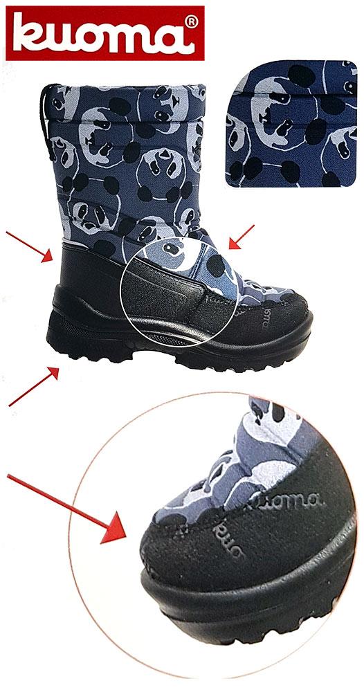 купить обувь Kuoma, зимние сапоги Куома